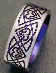 scottish wedding rings titanium scottish wedding rings the wedding specialiststhe