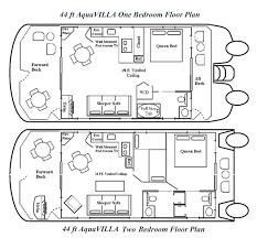Catamaran Floor Plans by Aquabiz Aquabiz Joint Ventures Aquabiz