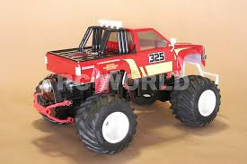 kyosho big brute monster truck rc truck photo flickriver
