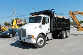 2015 kenworth dump truck kenworth trucks for sale in fl