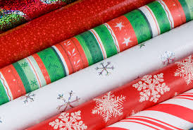 shiny wrapping paper san joaquin valley homes