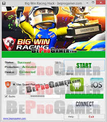 big win football hack apk big win racing hack ios and android cheats big win racing hack