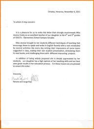 Sample Recommendation Letter Teacher 3 Reference Letter For A Teacher Receipt Templates