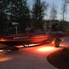 installing led lights on boat pro trailer led lighting kit submersible trailer led