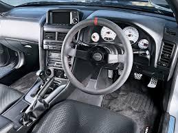 Nissan Gtr Interior - cars and only cars nissan skyline gtr r34 interior images