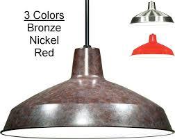 Hanging Lamps Metal Pendant Light Warehouse Industrial Vintage Retro Hanging