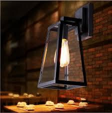 country style outdoor lighting nordic american country outdoor balcony bedroom restaurant creative