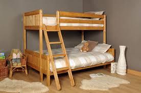 Bunk Beds Pine 3ft 4ft Wooden Bunk Bed Pine White Mattress Option