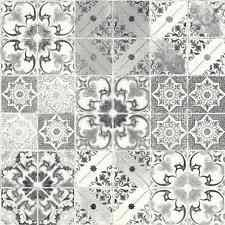 Tile Wallpaper Tile Paper Wallpaper Rolls Sheets Ebay