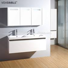 bathroom cabinets modern wall mounted high gloss bathroom benevola