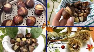 come fare le caldarroste in casa 3 modi diversi per cuocere le castagne caldarroste perfette in