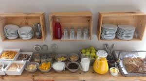 our new and improved breakfast buffet served with tea coffee or