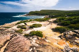 wedding cake rock parking a guide to hiking the royal national park coastal track frugal