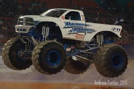 monster truck show january 2015 all new pei chassis u0027 debut razin kane jester and titan