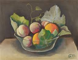 Bowl Of Fruits Still Life With Bowl Of Fruit Auktionshaus Lempertz