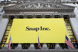 snap shares crackle and pop in opening trades on nyse deadline
