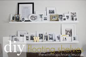 Lowes Floating Shelves by Stunning Floating Shelves Brackets Lowes On Interior Design Ideas