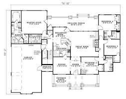 craftsman floor plan craftsman style house plan four bedrooms plan 153 1020 house