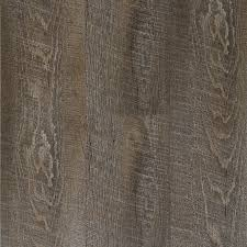 Vinyl And Laminate Flooring Shop Style Selections 6 In X 36 In Driftwood Gray Peel And Stick