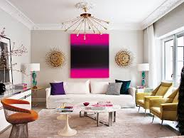 Wallpapers In Home Interiors Mid Century Design In Home Interior U2013 Modern Manhattan U2013 Medium