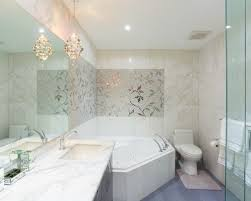 tile bathroom ideas photos metallic tile bathroom ideas houzz