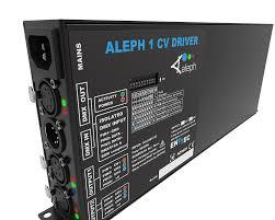 dmx led strip lights aleph cv led tape driver enttec