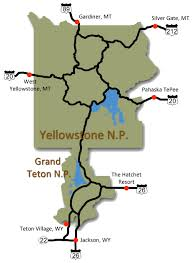 Jackson Hole Map Pick Up And Drop Off Locations Gaperguide Audio Tours Of