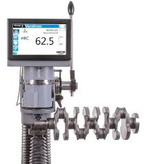 rockwell hardness tester bench top lcd digital display