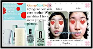 Clinique Skin Care Reviews Clinique 3 Step Acne Solutions Review With Progress Pictures Youtube