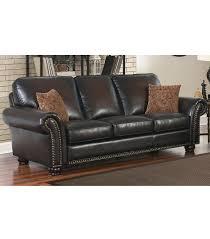 Leather Sofas Sofas Braxton Hand Rubbed Leather Sofa