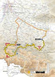 Tour De France Route Map by Tour De France 2012 Stage 14 Preview And Results Limoux Foix