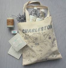 wedding gift bags for hotel welcoming hotel gift bags washington dc wedding planner wedding