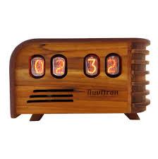 the vintage nixie tube clock soviet tech in 2017 nuvitron tube