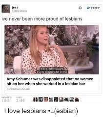 Lesbian Memes - 25 best memes about i love lesbians i love lesbians memes