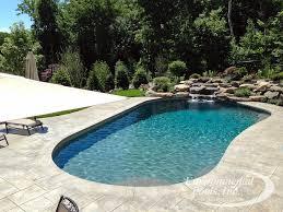 Concrete Pool Designs Ideas Swimming Pool Material Options Environmental Pools Chelmsford Ma