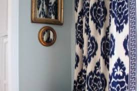 White Curtains With Blue Pattern Can You Use Eyelet Curtains As Pinch Pleat Eyelet Curtain
