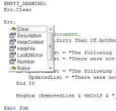 On Error Resume Next Javascript Excel Vba On Error Goto Statement Not Working Inside For Loop