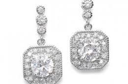 bridal earrings wedding earrings earrings for the bride