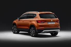 Seat by Vwvortex Com 2017 Seat Ateca Unveiled The Brand U0027s First Suv