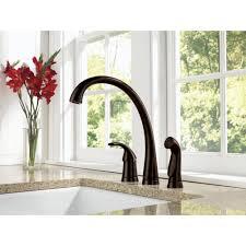 delta faucet 4380 rb dst pilar venetian bronze one handle with