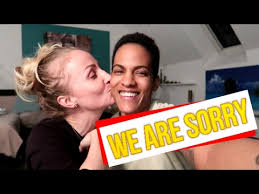 Interacial Lesbians - we are sorry interracial lesbian couple youtube