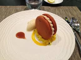 Le fameu macaron Picture of Ecole de Cuisine de l Institut Paul