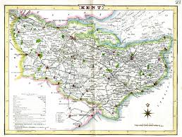 Map Of Kent England by Maps