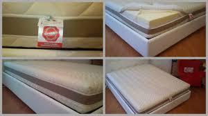 rivestimento materasso materasso memory scontato 50