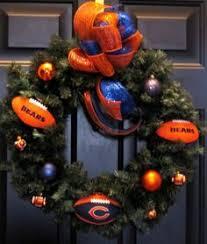 chicago bears front door wreath diy u0026 crafts pinterest front