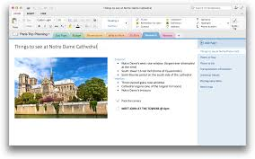 microsoft u0027s onenote takes on evernote tidbits