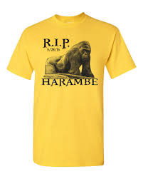 harambe the gorilla rip cincinnati zoo men u0027s t shirt 1419