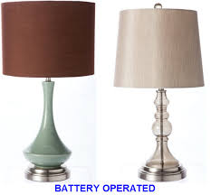 Cordless Lighting Fixtures Battery Operated Cordless Table Ls Items In The Home