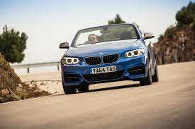 bmw ads 2015 bmw 2 series convertible available now in the uk from 29 180
