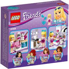 lego friends stephanie u0027s friendship cakes 41308 walmart com